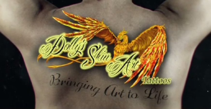 Dolly's Skin Art Tattoo Bringing Art To Life Logo